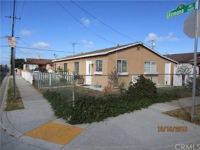 16614 Firmona Ave, Lawndale, CA 90260