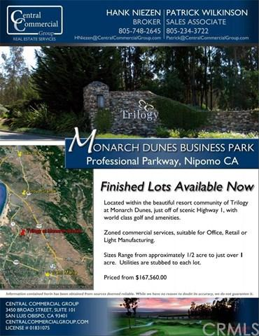 1260 Professional Pkwy, Nipomo, CA 93444