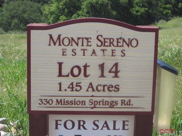 330 Mission Springs Rd, Arroyo Grande, CA 93420