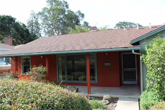 1401 Cazadero, San Luis Obispo, CA 93401