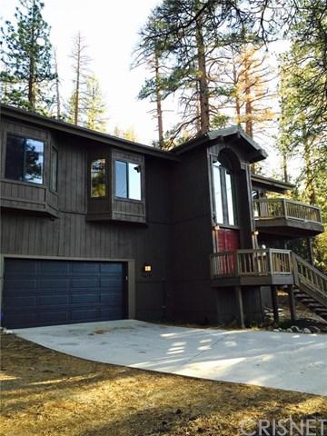 1613 Zermatt Drive, Pine Mtn Club, CA 93222