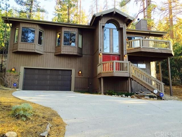 1613 Zermatt Dr, Pine Mtn Club, CA 93222