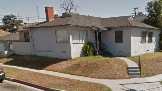 1729 W 109th St, Los Angeles, CA 90047