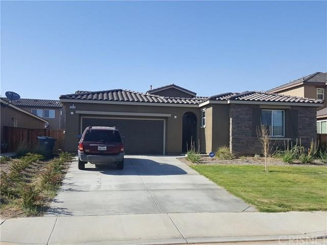 3415 Puma Ave, Rosamond, CA 93560