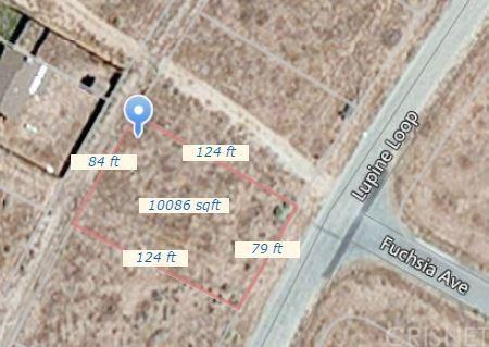 0 Lupine Loop Dr, California City, CA 93505