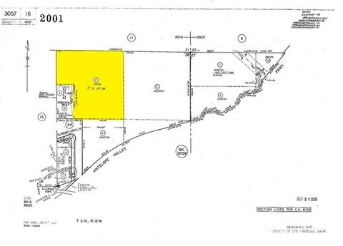 0 Arksey Road And Ave W-4, Acton, CA 93510