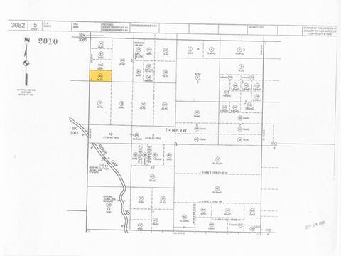 175 Street East Y-4 Ave, Llano, CA 93544