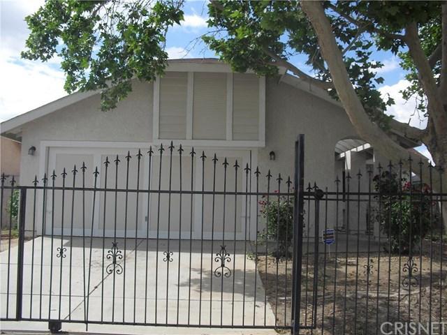 3812 E Triton St, Palmdale, CA 93550