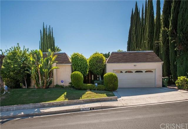 12431 Daryl Ave, Granada Hills, CA 91344
