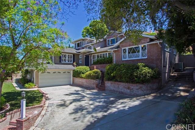 14486 Valley Vista Blvd, Sherman Oaks, CA 91423