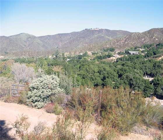 0 Calle Maleza, Green Valley, CA 91350