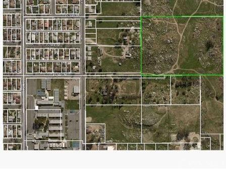 0 1400 Acres In Lot 3 Mb 014671 Sd Witts Foothill, Perris, CA 92570