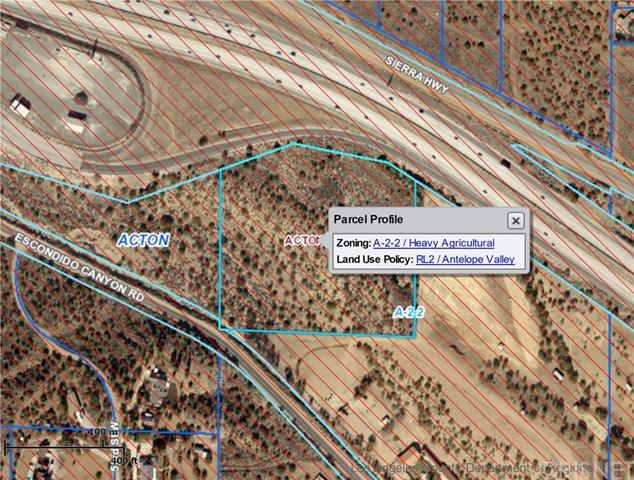 0 Vaccor Ward Rdescondido Cany Rd, Acton, CA 93510