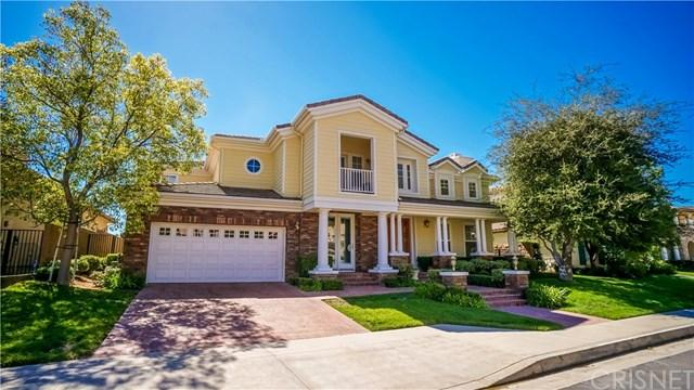 20130 Via Cellini, Northridge, CA 91326