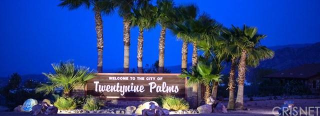 0 Vacant, 29 Palms, CA