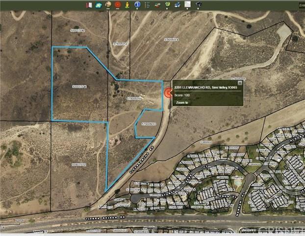 2291 Llevarancho Rd, Simi Valley, CA 93065
