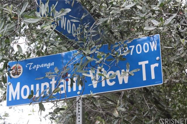 0 Vacant Land, Topanga, CA