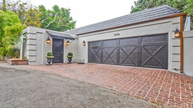 8248 Hillside Ave, Los Angeles, CA 90069