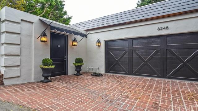 8248 Hillside Avenue, Los Angeles, CA 90069