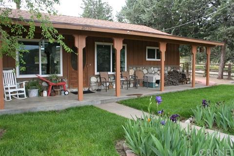 26750 Pine Cyn, Lake Hughes, CA 93532