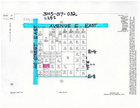 48100 On E-6 Near 40th St E, Redman, CA 93535