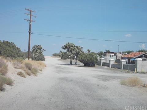 0 Vacvic Old Nadeau Rdsmall Rd, Palmdale, CA 93550