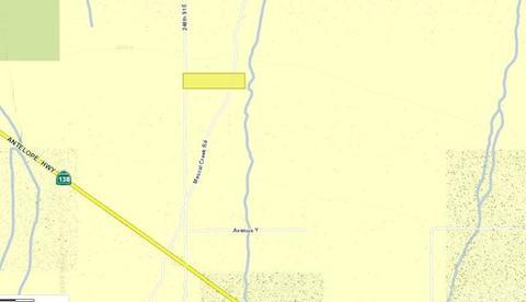 0 Vacvic Avenue 254 Steave X8, Llano, CA 93544