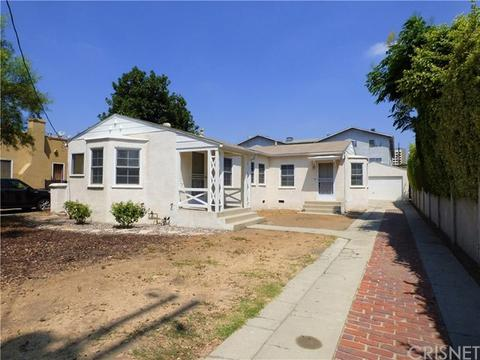 11007 Hesby St, North Hollywood, CA 91601