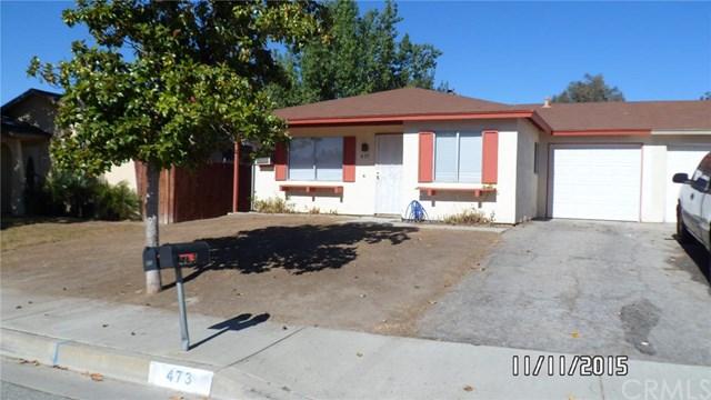 473 E Evans St, San Jacinto, CA