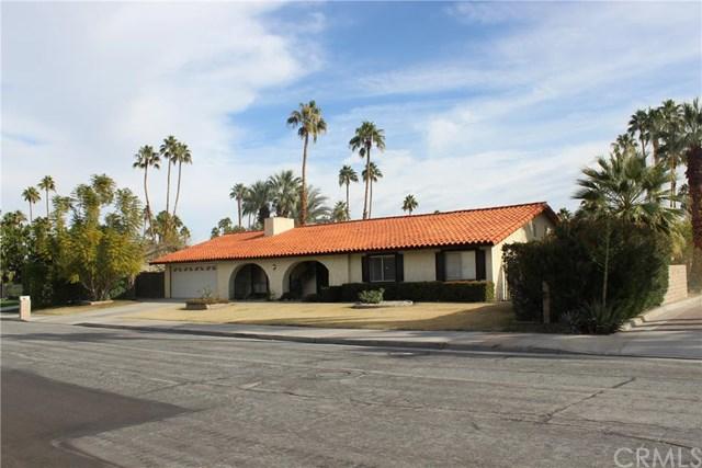1588 S Cerritos Dr, Palm Springs, CA