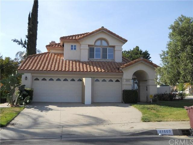 41669 Valor, Murrieta, CA