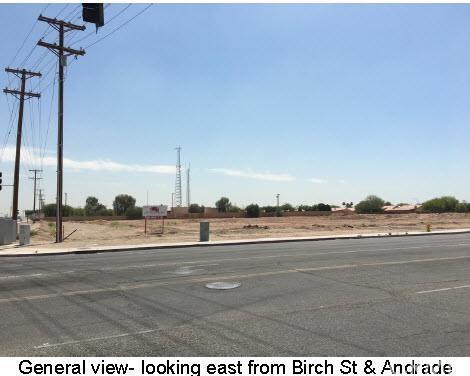 1 E Birch, Calexico, CA 92231