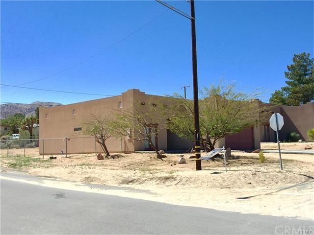 61561 Palm Vista Dr, Joshua Tree, CA
