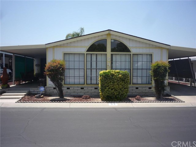 24600 Mountain Avenue #64, Hemet, CA 92544