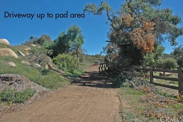 0 Los Palomas Lane, Murrieta, CA 92562