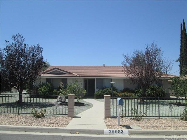 25983 New Chicago Ave, Hemet, CA 92544