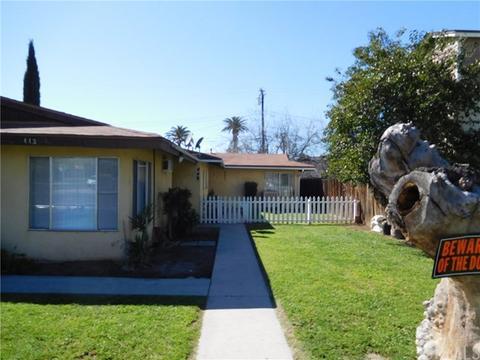 445 N Santa Fe St, Hemet, CA 92543