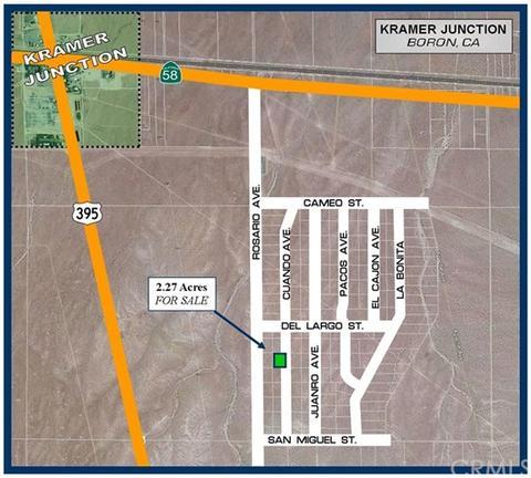 0 Cuando Ave, Kramer Junction, CA