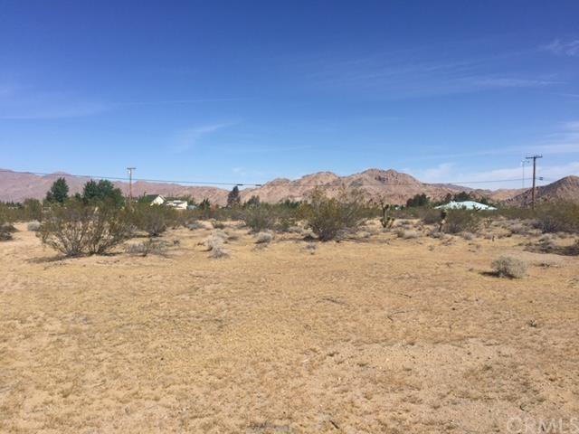 0 Sharon Ave, Lucerne Valley, CA