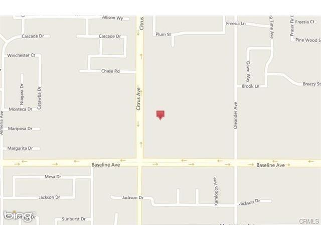 0 Citrus Ave, Fontana, CA 92335