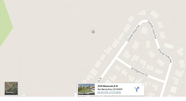 0 Near Miramonte Drive, San Bernardino, CA 92405