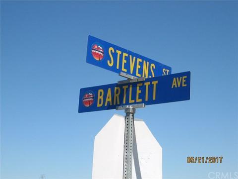 0 Stevens Rd At Bartlett Ave, Adelanto, CA 92301