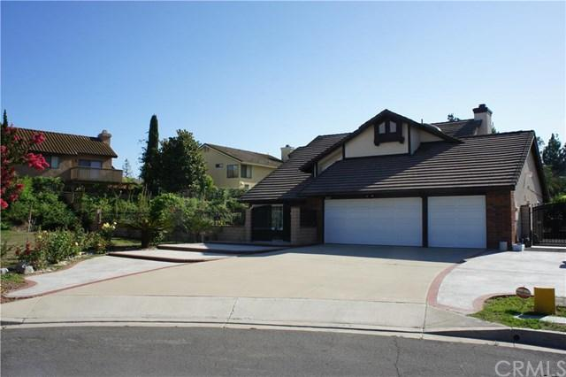 1127 N Heavenly Valley Cir, Walnut, CA