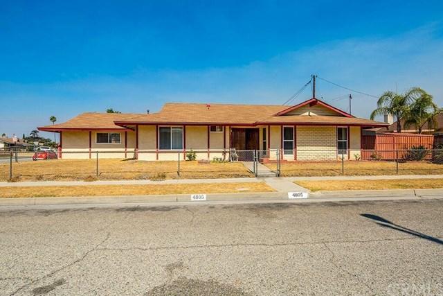 4805 Bannister Ave, El Monte, CA 91732