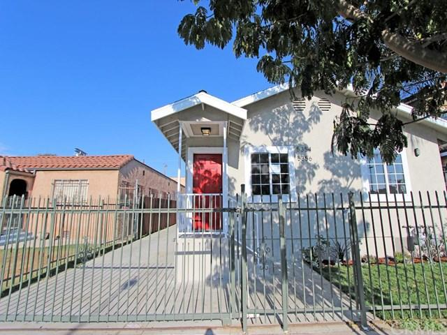 5354 3rd Ave, Los Angeles, CA 90043