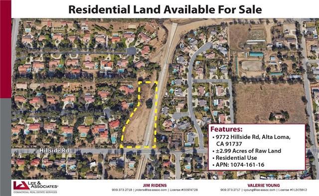 9772 Hillside Rd, Alta Loma, CA 91737