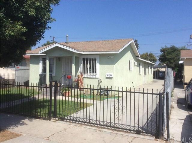 431 E 109th St, Los Angeles, CA 90061