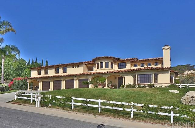 25 Appaloosa, West Hills, CA