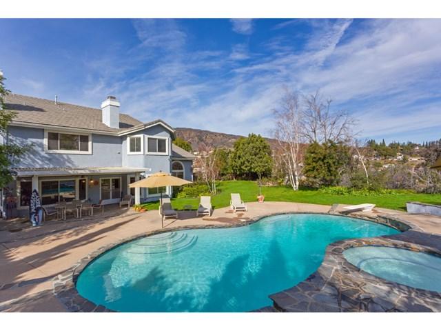 12400 Cascade Canyon Dr, Granada Hills, CA