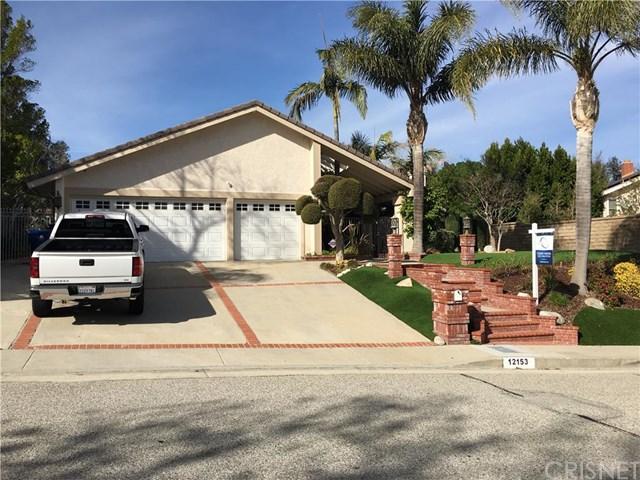 12153 Mission Ridge Way, Granada Hills, CA